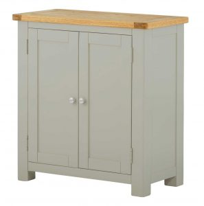 Classic Portland Painted Stone 2 Door Sideboard