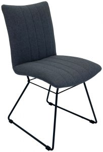 Aura Dining Chair-Shadow Grey (Pair)