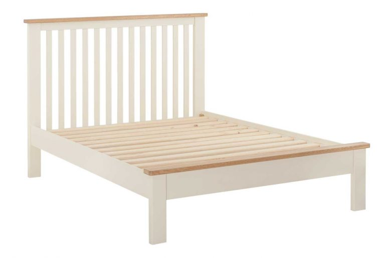 Classic Portland Painted Cream 3′ Single Bed