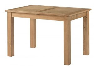 Devonshire Burford Oak Small Extending Dining Table