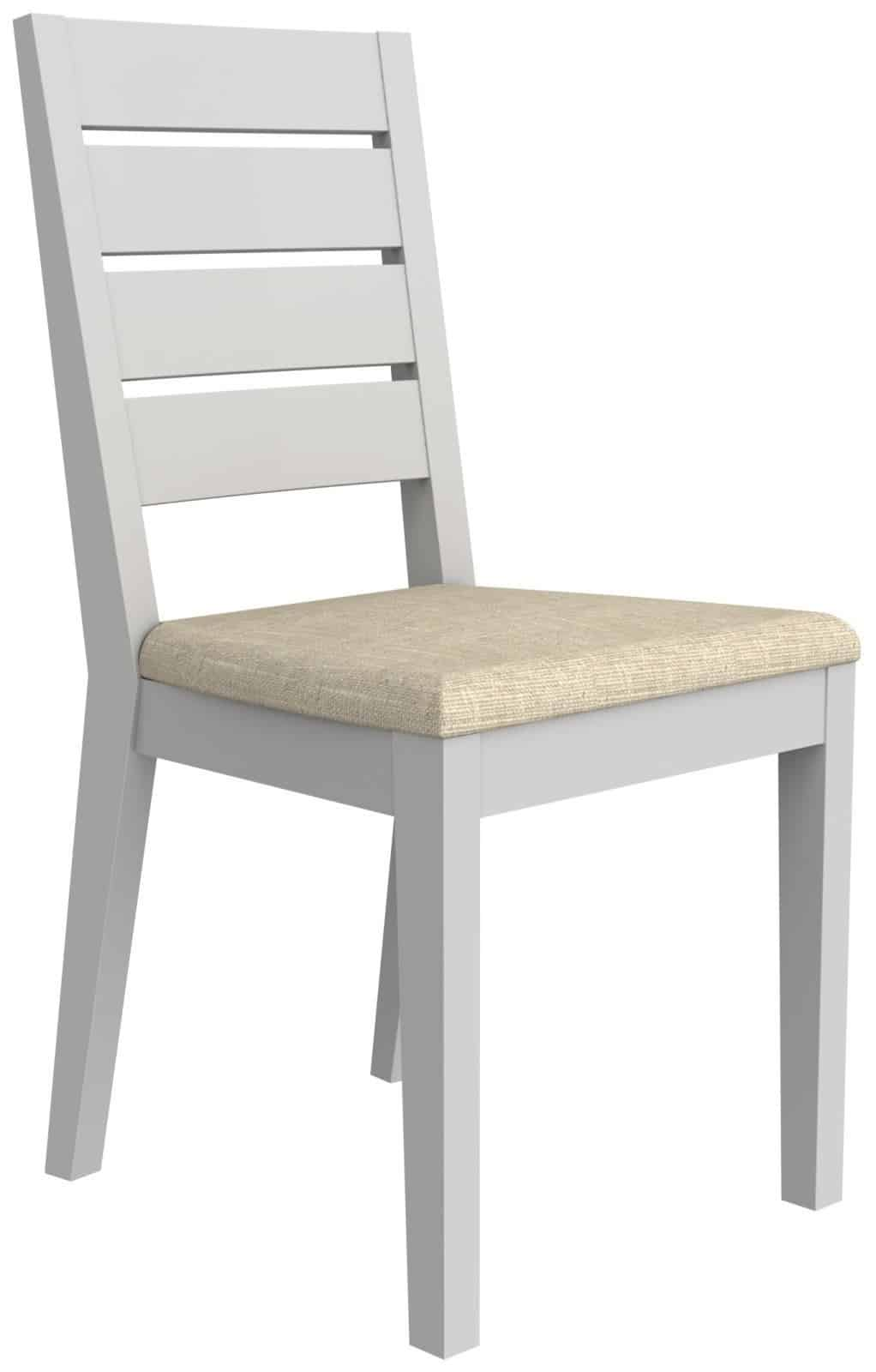 Bretagne Painted Dining Chair Pack Of 2 Fully Assembled Furniture Plus Online
