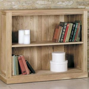 Urban Elegance Reclaimed Small Bookcase | Fully Assembled