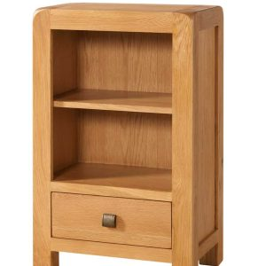 Urban Elegance Reclaimed Small Bookcase   Fully Assembled