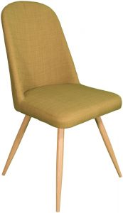 Reya Dining Chair – green Was – £170 (One Pair To Clear)