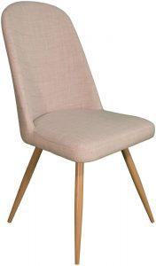 Reya Dining Chair – ivory (Pair)