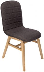 Tepu Dining Chair-Slate (Pair)