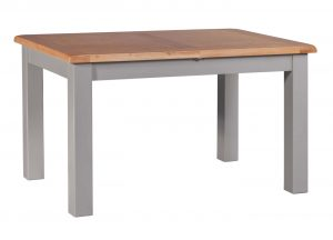 Homestyle Diamond Grey Extending Table