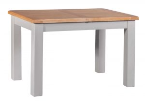 Homestyle Diamond Grey Small 1.2m Extending Table