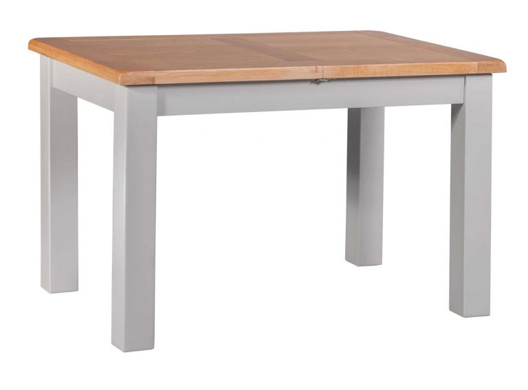 Homestyle Diamond Grey Small 1.2m Extending Table