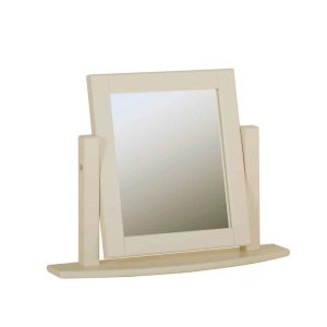 Lundy Painted Ivory Single Mirror