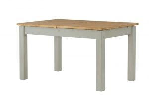 Classic Portland Painted Stone 1.4m Extending Dining Table – Was £425 – Reduced To Clear