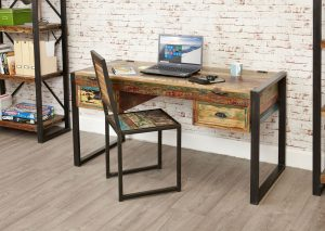 Baumhaus Urban Chic Laptop Desk / Dressing Table