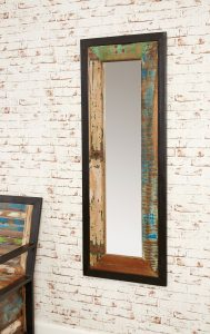Baumhaus Urban Chic Medium Mirror | Fully Assembled