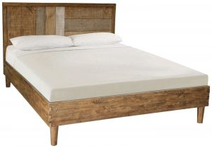 Classic Loft Reclaimed Pine 4'6″ Double Bed