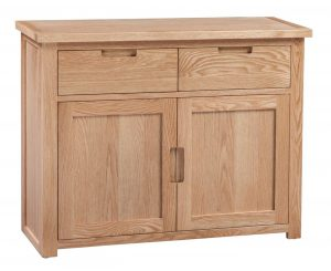 Homestyle Moderna Oak Small Sideboard