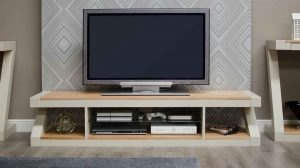Homestyle Z Painted Large Plasma TV Unit