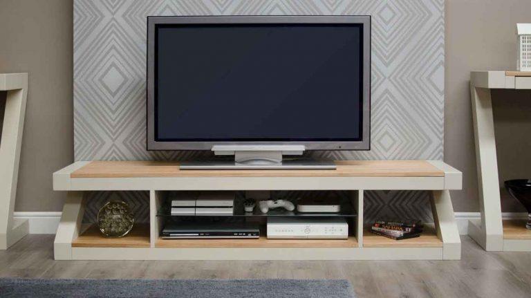 Homestyle Z Painted Large Plasma TV Unit