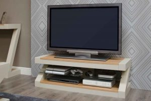 Homestyle Z Painted Plasma TV Unit