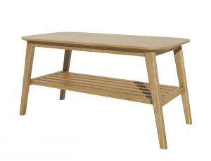 Homestyle Scandic Oak 36′ x 18′ Coffee Table