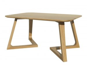Homestyle Scandic Oak Medium Lamp / Coffee Table