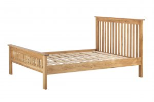 Besp-Oak Vancouver Compact 4'6″ Double Bed
