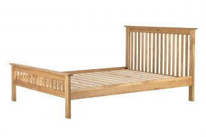Besp-Oak Vancouver Compact 5′ King Size Bed