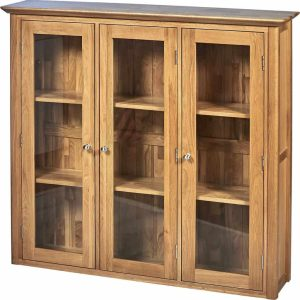 Cambridge Solid Oak Large Dresser (Top Only) | Fully Assembled