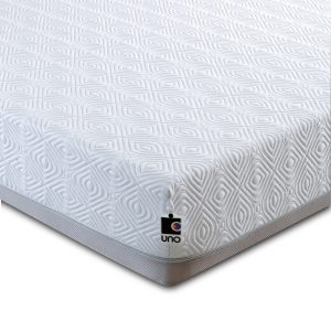 Breasley Uno Memory 1000 4'6″ Double Mattress