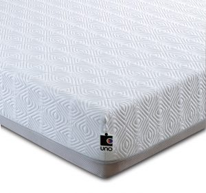Breasley Uno Memory Pocket 2000 6′ Super King Size Mattress