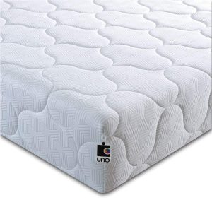 Breasley Uno Pocket 1000 4'6″ Double Mattress
