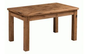 Homestyle Aztec Oak Fixed Top Dining Table