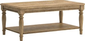 Versailles French Oak Coffee Table