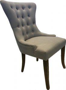 Grace Oak Dining Chair – almond (Pair)