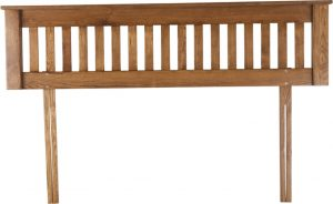 Country Rustic Oak 5′ Headboard
