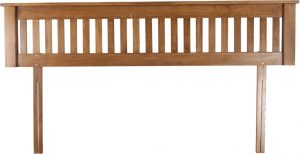 Country Rustic Oak 6′ Headboard