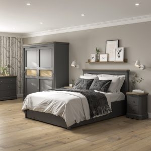 Pebble Bedroom