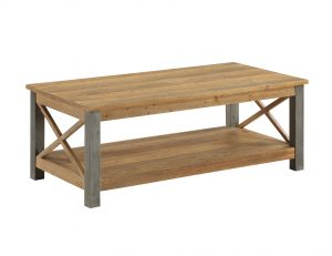 Urban Elegance Reclaimed Coffee Table | Fully Assembled