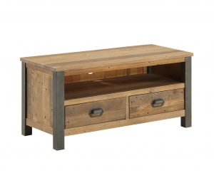 Urban Elegance Reclaimed Widescreen TV Cabinet | Fully Assembled