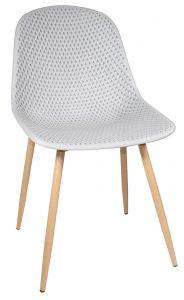 Portofino Dining Chair-light grey (Pair)