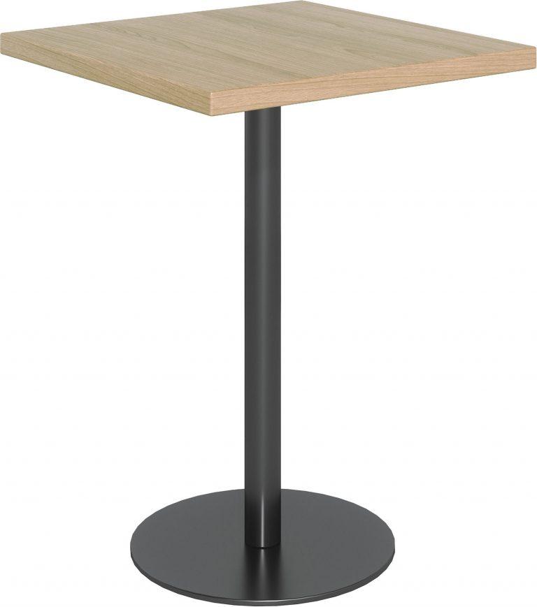 Classic Fusion Industrial Oak Wine Table