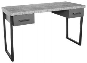Classic Fusion Stone 2 Drawer Desk