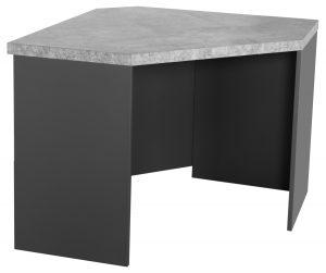 Classic Fusion Stone Corner Desk