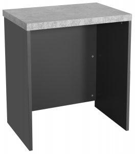 Classic Fusion Stone Open Desk