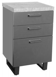 Classic Fusion Stone Filing Cabinet