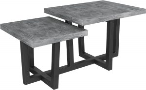 Classic Fusion Stone Step Coffee Table
