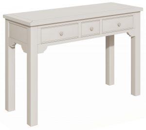 Berkeley Painted Grey Ladies Dressing Table