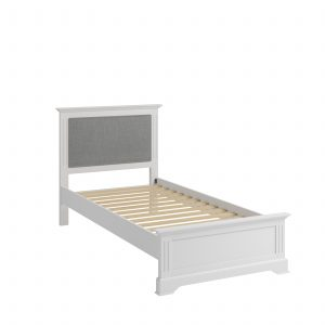 Windermere White Painted 3′ Single Bed