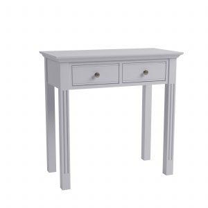 Windermere Moonlight Grey Painted Dressing Table |