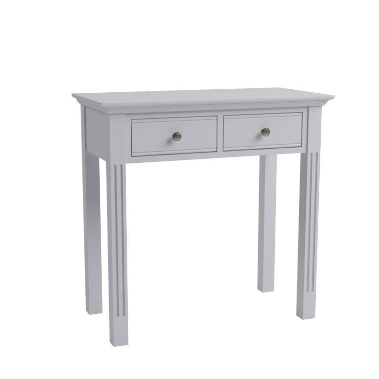 Windermere Moonlight Grey Painted Dressing Table  