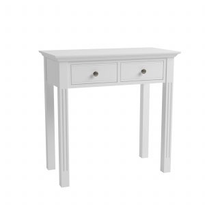 Windermere White Painted Dressing Table